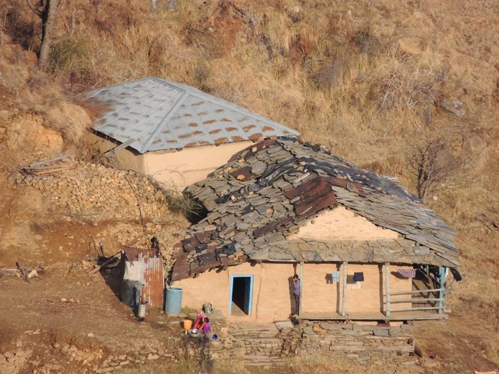 Himalayan Houses Series 1 The Mountain Walker