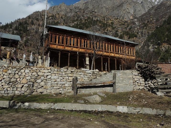 Himalayan Houses Series 2 The Mountain Walker